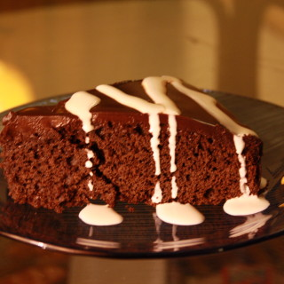 Amarula Chocolate Mud Cake