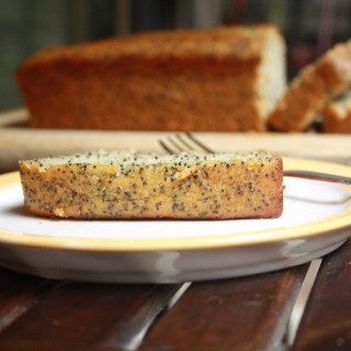 Whole Wheat Orange Poppy Seed Loaf