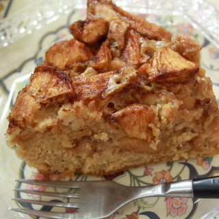 Even Better Apple Cake