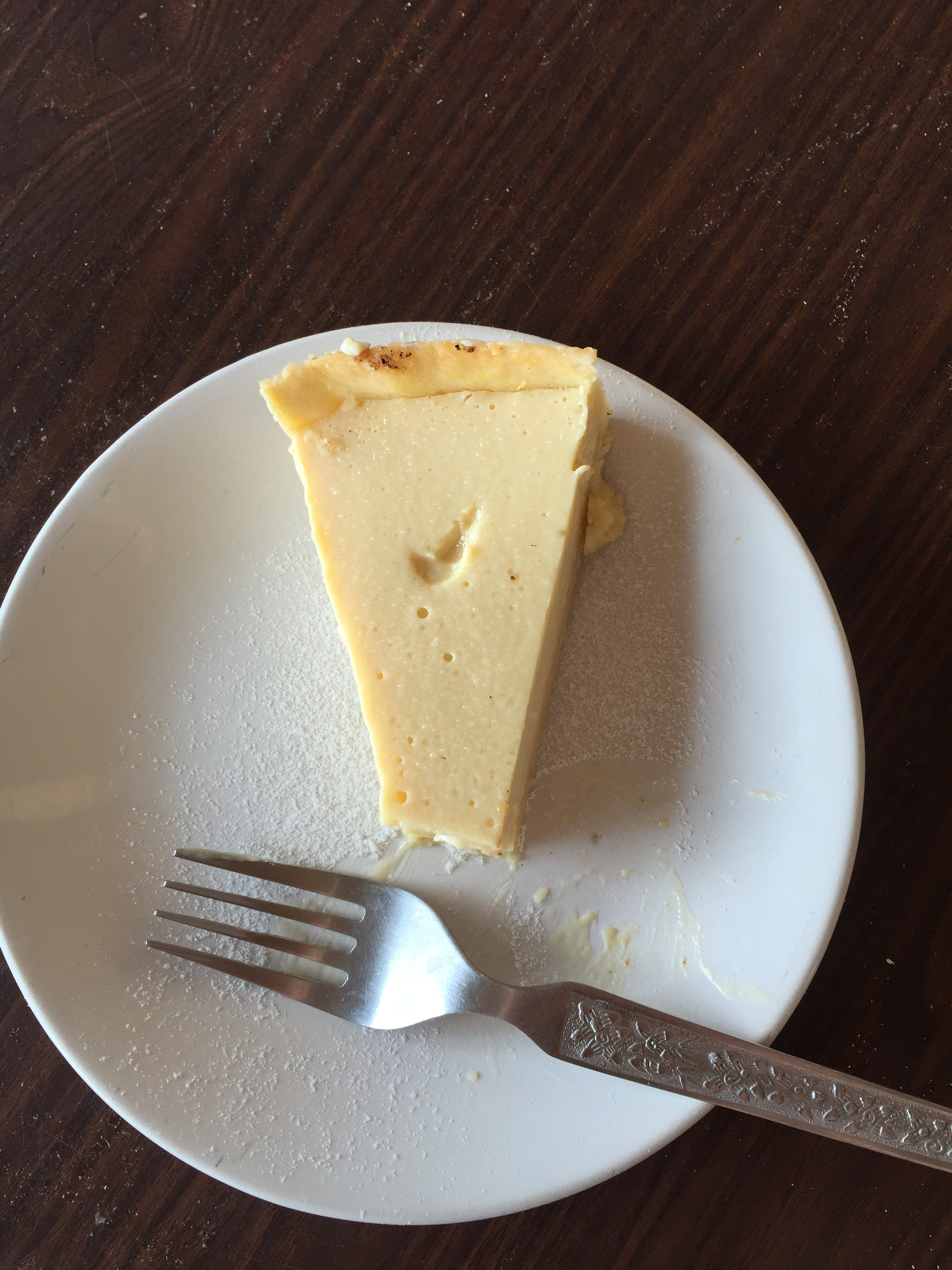 Lemon Tart at Home Patnem