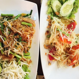 Bangkok, Phuket and Vegetarian Heaven