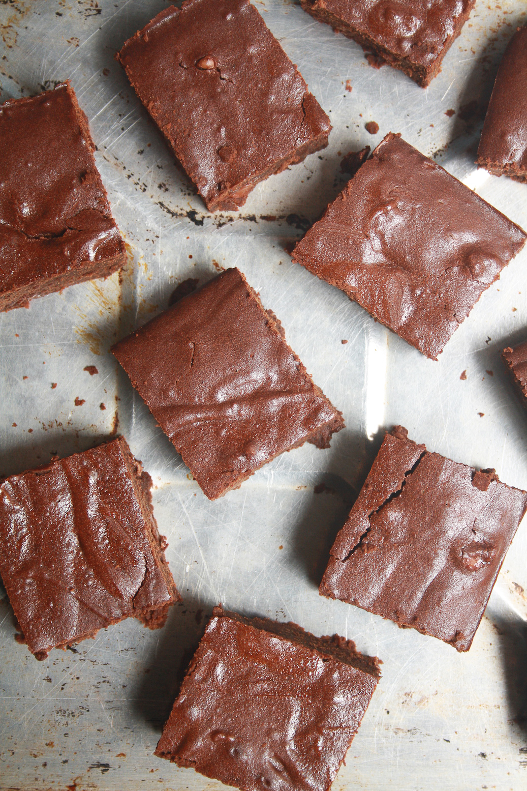 Chewy, fudgy brownies filled with stout and lots of chocolate!