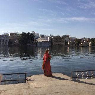Udaipur's Old City