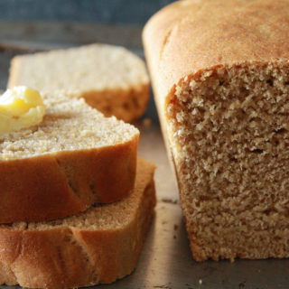 Homemade Wholewheat Bread