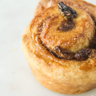 Cinnamon Raisin Danishes