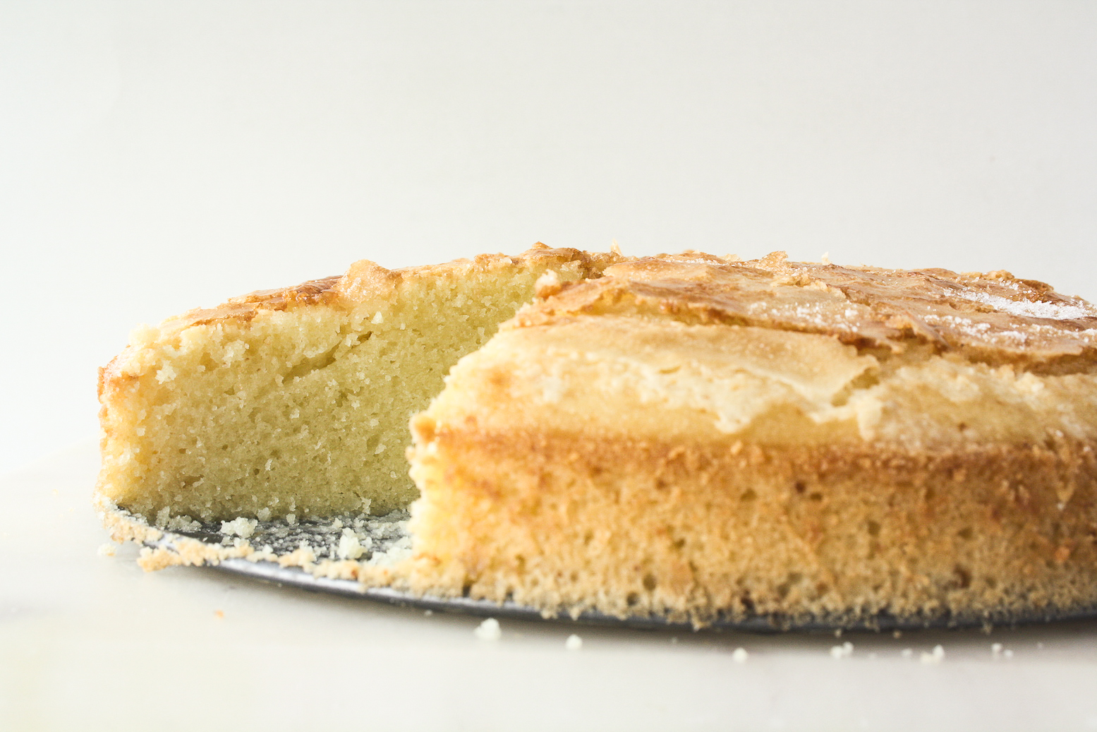 Super soft and moist olive oil with a hint of lemon!
